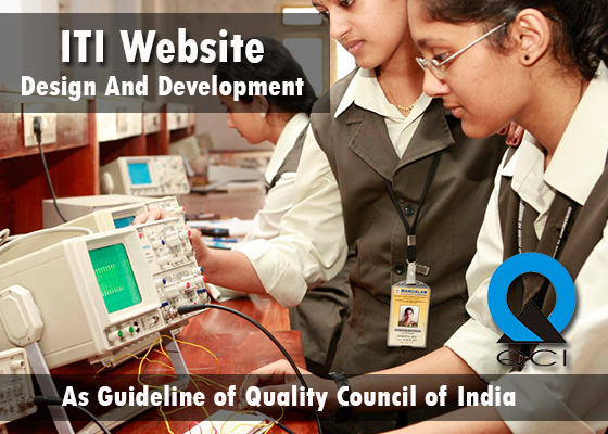 ITI Website Development