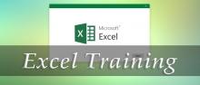 Excel Training